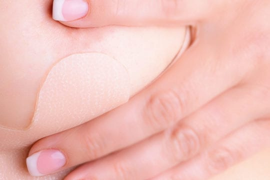 Litteken borstvergroting
